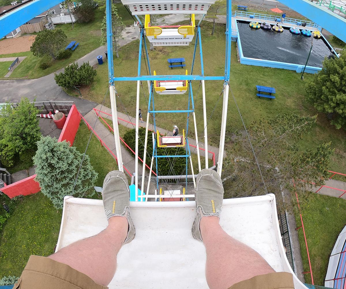 The Ferris Wheel - Big Ellie