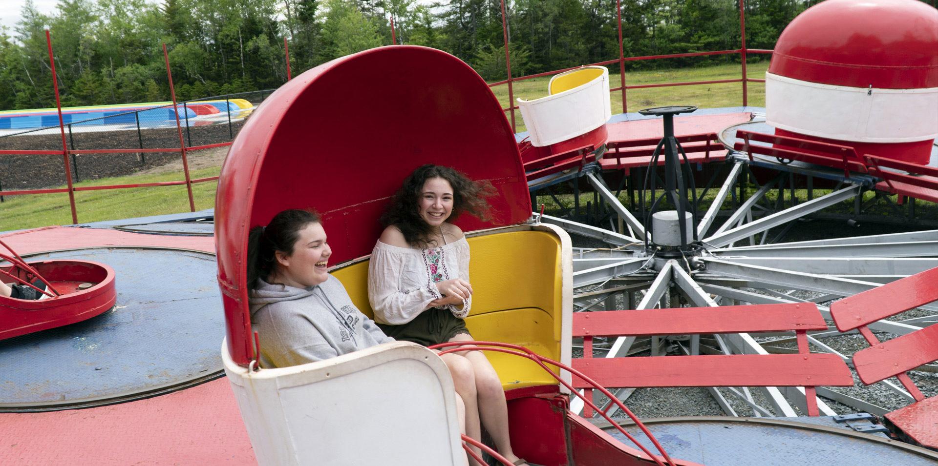 Fun rides