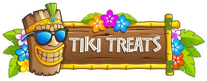 Tiki Treats logo